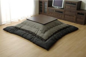 Kotatsu-table